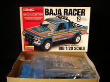 Lindberg GMC Sonoma BAJA Racer 1/20 Kit