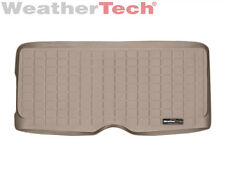 WeatherTech® Cargo Liner Trunk Mat - Dodge Durango - w/Vents - 2001-2003 - Tan