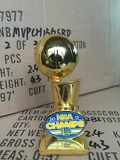 Golden State Warriors 2015 NBA Championship Trophy Curry