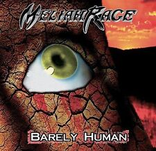 Barely Human, Meliah Rage, New