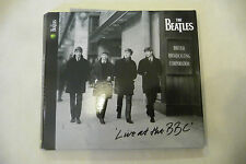 "THE BEATLES""LIVE AT THE BBC- CD DOUBLE+BOOK Apple 2013"""