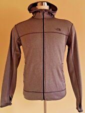 NORTH Face MEDIUM Hoodie MENS Gray LOGO M SZ Size POLYESTER Man SWEATSHIRT Hood*