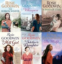 ROSIE GOODWIN ___ 6 BOOK SET __ BRAND NEW __ FREEPOST UK