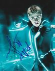 GARRETT HEDLUND Signed TRON: LEGACY SAM FLYNN Photo w/ Hologram COA
