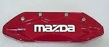 Mazda Brake Caliper High Temp. Vinyl Decal Stickers Set Of 6 ANY COLOR