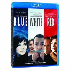 Three Colours: The Exclusive Collection (DVD, 2012, 3-Disc Set)