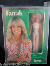 1977 FARRAH FAWCETT MEGO 12 INCH DOLL NEW IN BOX HIGH GRADE AFA 85 VERY RARE