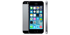 Apple iPhone 5s - 32 GB - space grey Unlocked Smartphone  avarage condition