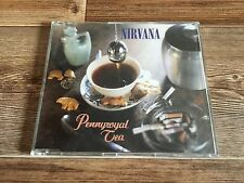 NIRVANA PENNYROYAL TEA CD SINGLE 1994 SONOPRESS 100% ORIGINAL EXTREMELY RARE
