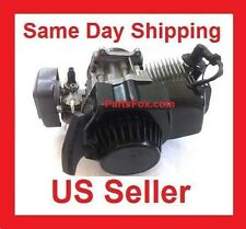 49cc 2 STROKE Gas ENGINE MOTOR MINI ATV QUAD POCKET BIKE