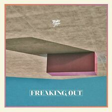 Toro Y Moi FREAKING OUT +MP3s CARPARK RECORDS New Sealed GREEN COLORED VINYL EP