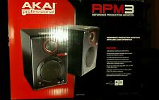 AKAI Professional RPM3 Production Monitors with USB Audio Interface, NEW