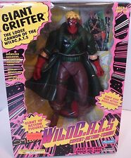 "Playmates WildC.A.T.S GRIFTER Giant 10"" Action Figure Jim Lee"