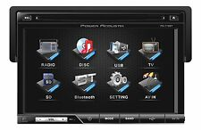 NEW In Car Bluetooth Stereo Media System.Play MP3 DVD SD Reader.Auto Sound.Radio