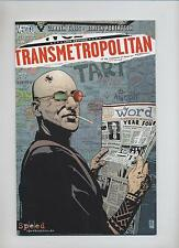 TRANSMETROPOLITAN # 20 (deutsch) - WARREN ELLIS - SPEED 2001 - TOP