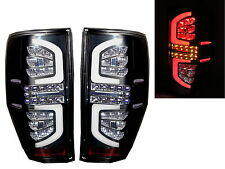 RANGER T6 2012-present 2D/4D LED Feux Arrieres WILDTRACK BLACK for FORD