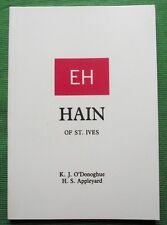 Maritime Book : Hain of St Ives Shipping Company