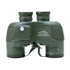 Uscamel 10x50 HD Binocolo Militare con Telemetro Bussola Telescopio NUOVO