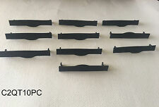 """Lot of 10: Replacement 3.5"""" Floppy Drive Bay Cover for Computer PC Case System"""