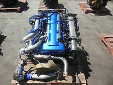 TOYOTA SUPRA 2JZGTE ENGINE 2JZGTTE REAR SUMP ENGINE ARISTO GS300 2JZGTE NON VVTI