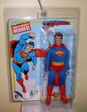 "Retro 8"" Superman Series 1 Superman Figure World's Greatest Heroes Figures Toy"