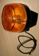 1970's Ducati, Moto Guzzi genuine CEV #207 NOS round, black body turn signal