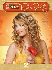 Taylor Swift FEARLESS EASY EZ Piano Keyboard Music Book