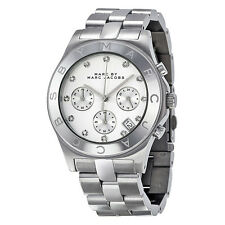Marc Jacobs Blade Stainless Steel Ladies Watch MBM3100