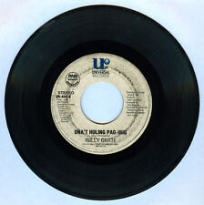 Philippines WILLY GARTE Una't Huling Pag-Ibig OPM 45 rpm Record