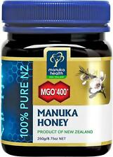 (21,16€/100g) Manuka Health Aktiver Manukahonig Manuka Honey MGO 400+ - 250 g