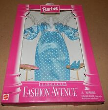 Barbie Fashion Avenue Collection Real Clothes Lingerie Mattel 14292 NIB 96 121H