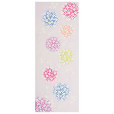 Hydrangea Tenugui Japanese Cotton Towel