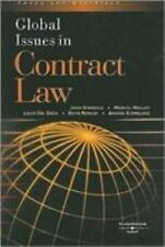 Global Issues in Contract Law (American Casebook Series)