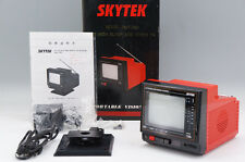 NEW SKYTEK 4.5inch Portable Mini Personal TV Vintage SMT-901 Free Ship 643r03