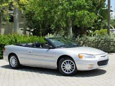 Chrysler: Sebring Limited