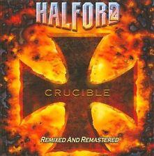 HALFORD Crucible CD, Jul-2010, Metal God Entertainment) Judas Priest