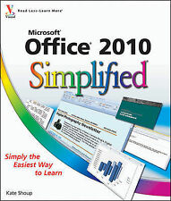 Office 2010 Simplified by Kate Shoup (Paperback, 2010)