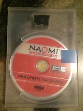 Sega Naomi Dimm Firm Update for CF-Box (GDS-0042A). Firmware 4.01, Compact Flash