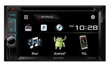 "Kenwood Ddx373Bt In Dash Double Din 6.2"" Cd Dvd Receiver w/ Built in Bluetooth"