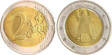 Deutschland Fehlprägung: 2 Euro 2011J Spiegelei Rand kaum geriffelt  f.st