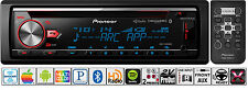 Pioneer Car Radio Stereo CD Player Iphone Pandora Bluetooth USB AUX Mixtrax RDS