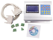 3 Axis TB6560 CNC Stepper Motor Drive Box With Control Keypad+LCD Display 3.5A