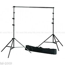 Super Heavy Duty PRO Telescopic Background Stand Support System Vinyl Paper Roll
