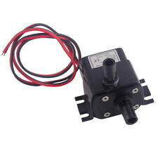 NEW Ultra-quiet Mini DC 12V 3M 240L/H Brushless Motor Submersible Water Pump FT