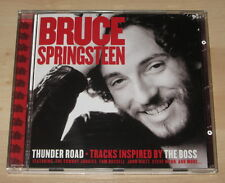 Uncut - Thunder Road ... Tracks Inspired By The Boss (CD 2005). Ex Cond