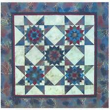 Double Star Duo foundation paper pieced quilt pattern A Very Special Collection