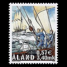 Aland 2000 - Ships Race to Mariehamn Sports - Sc 168 MNH