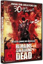 Remains of the walking Dead - Uncut Edition (DVD, 2013) NEU OVP, FSK18