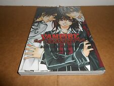 Vampire Knight Official Fanbook (Paperback) Book in English