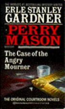 A Perry Mason Mystery: The Case of the Angry Mourner by Erle Stanley Gardner...